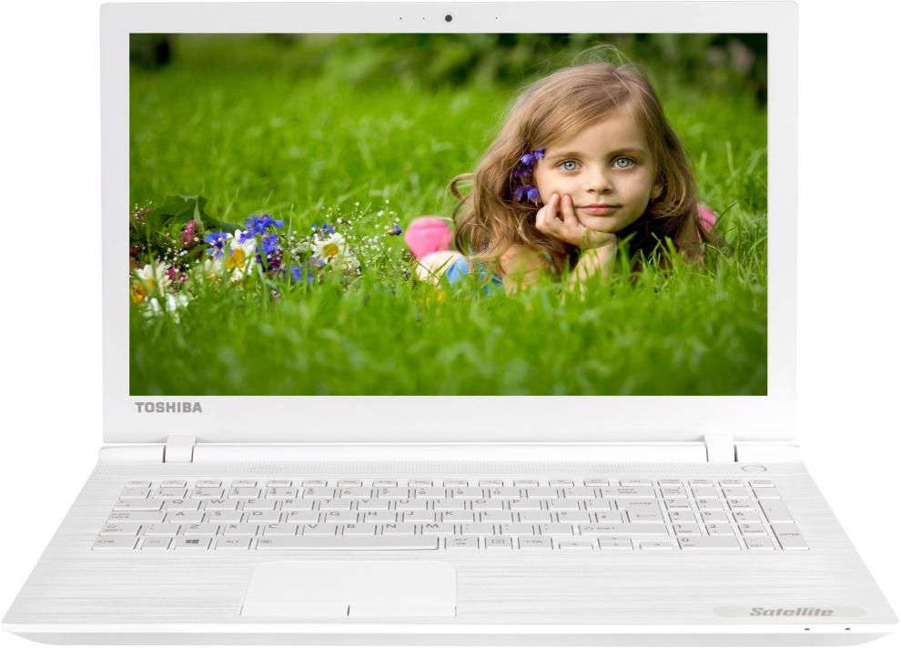 Лаптоп Toshiba Satellite C55-C-1TZ, Intel Core i3-5005U (2.00 GHz) 4GB RAM, 128GB SSD, Intel HD Graphics, PSCPKE-019003B3