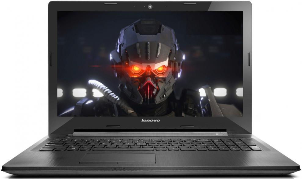 Лаптоп + Подарък слушалки, Lenovo G50-80 (80E502G6RI) Intel i7-5500U (up to 3.00GHz) 4GB RAM, 1TB HDD, AMD Radeon R5 M330, Черен