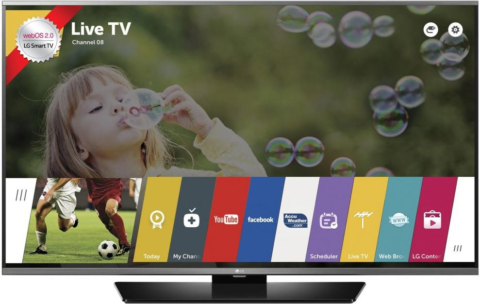 "Телевизор LG 40LF630V 40"" LED Full HD"