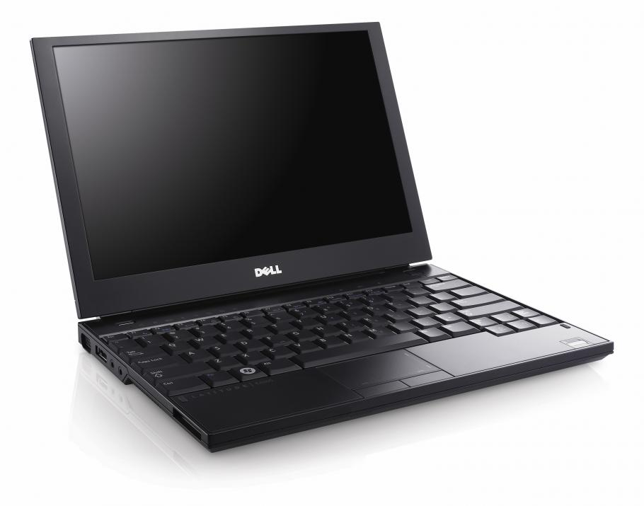 "Двуядрен лаптоп Dell Latitude E6400 14.1"" T9550/4GB/250GB HDD/1440x900/Cam/Win7"