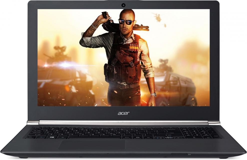 Acer Aspire V Nitro VN7-592G, Intel i7-6700HQ Quad-Core (3.50GHz) 16GB DDR4, 1TB HDD, 256GB SSD, GTX 960M 2GB, NX.G6HEX.001