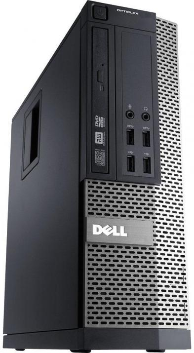 Четириядрен Dell Optiplex 9010 i5-3470S/4GB DDR3/250GB HDD SFF