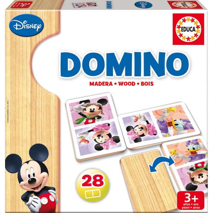 Домино Educa Domino Mickey Mouse (16037)