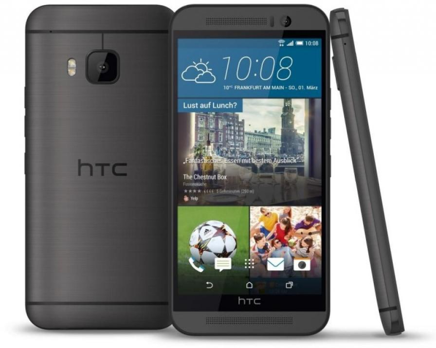 HTC One M9 32GB, Сив