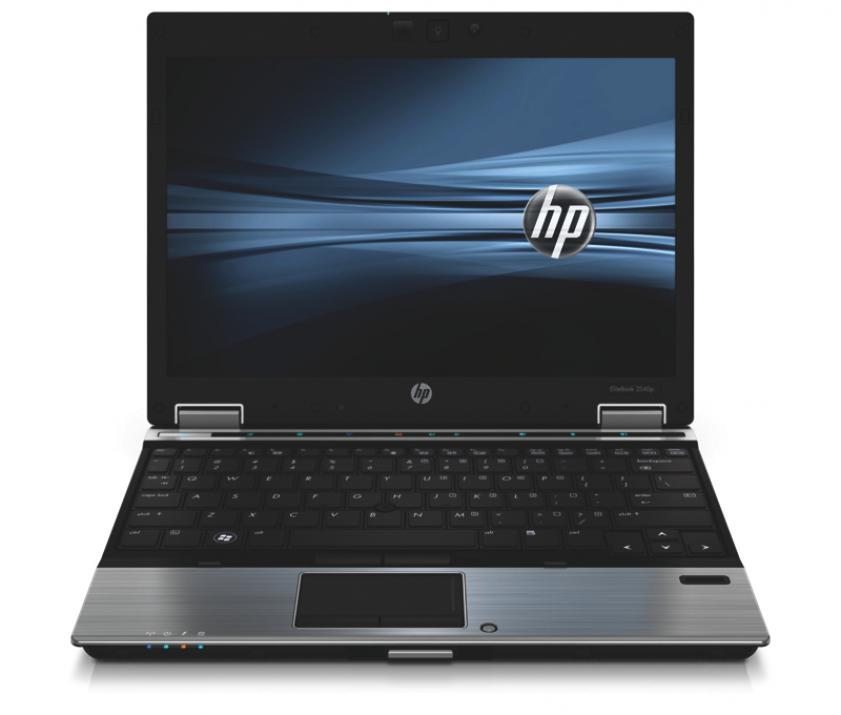 "HP Elitebook 2540P, 12.1"" i7-640LM, 4GB RAM, 80GB SSD, Win 10 Pro"