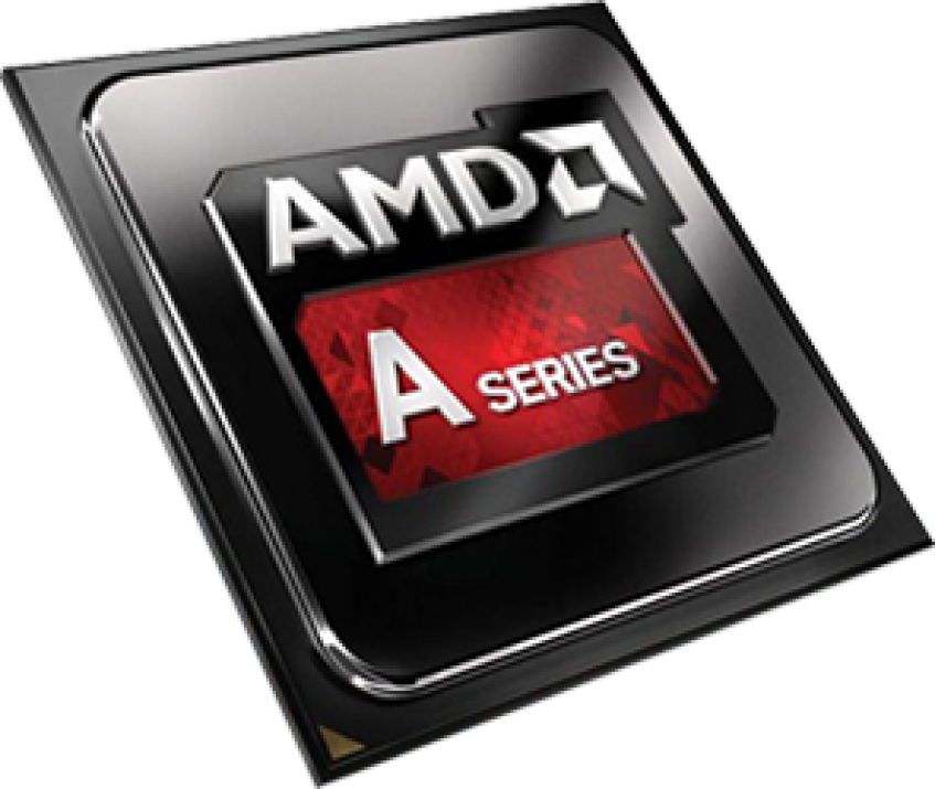 Процесор AMD A4-5300 Trinity (3.4 GHz up to 3.6 GHz, 1 MB Cache)