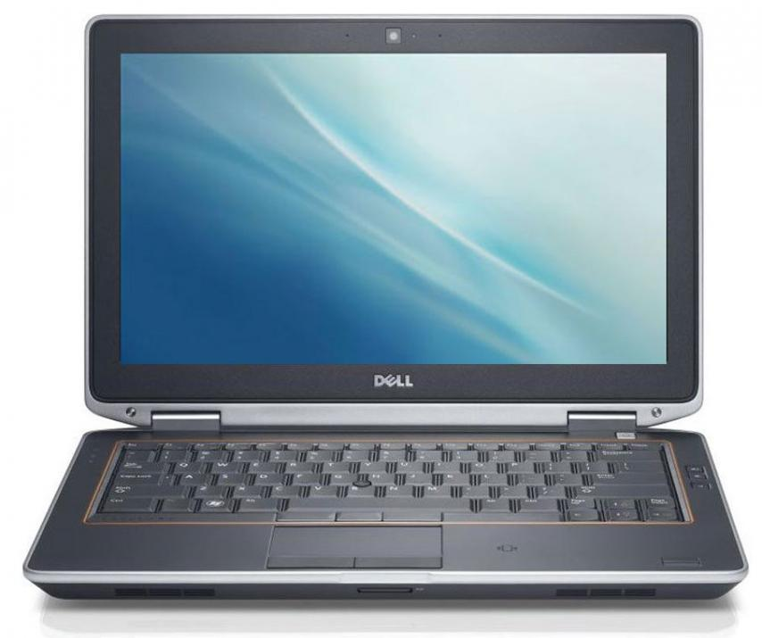 "Dell Latitude E6320 13.3"" 1366x768, i5-2520M, 4GB RAM, 320GB HDD, Win 10"
