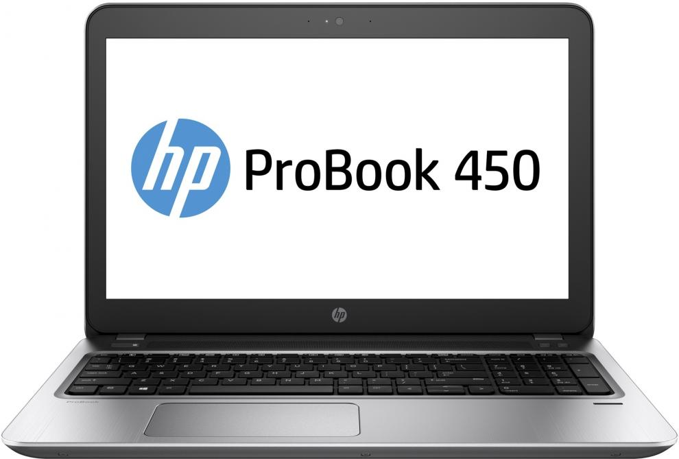 "UPGRADED HP ProBook 450 G4 (Y8A33EA) 15.6"" FHD, i3-7100U, 8GB DDR4, 256GB SSD, 500GB HDD, GF 930MX 2GB, Сребрист"