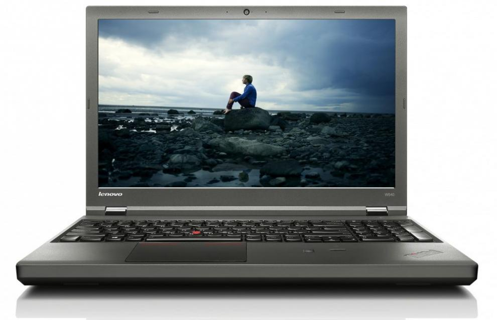 "Работна станция Lenovo ThinkPad W540, 15.6"" FHD 1920x1080, i7-4800MQ, 16GB RAM, 500GB HDD, K1100 2GB, Cam, Win 10 Pro"