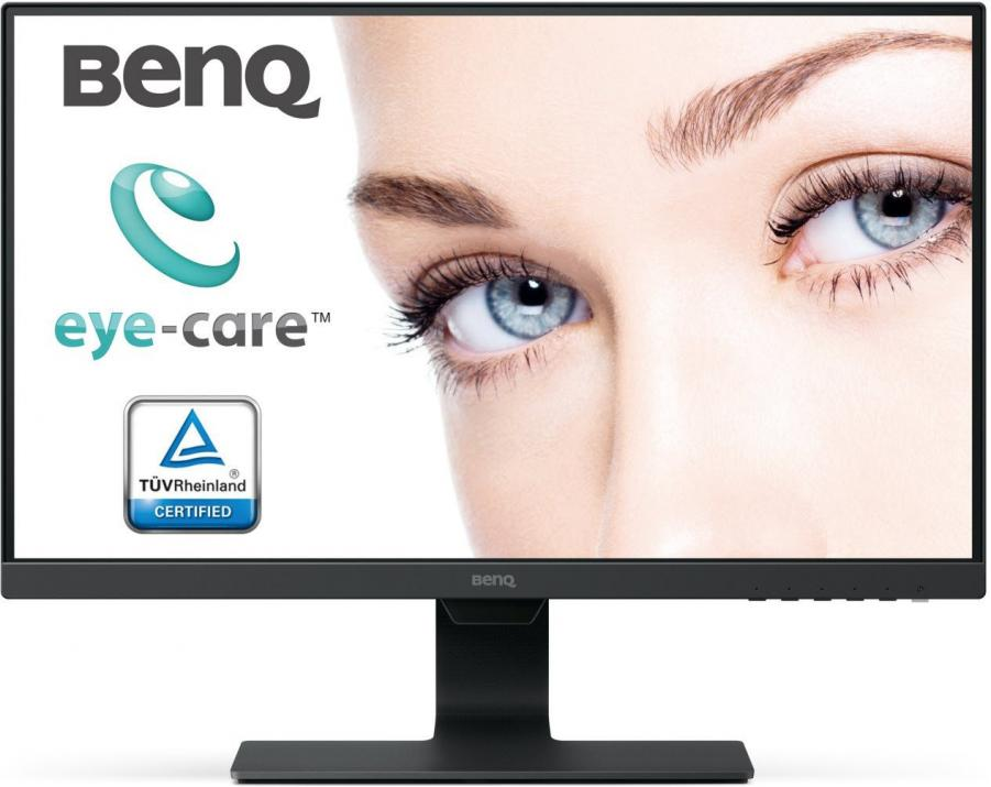 "BenQ GW2780, 27"" Wide IPS LED, FullHD 1920x1080, Лъскаво черен"