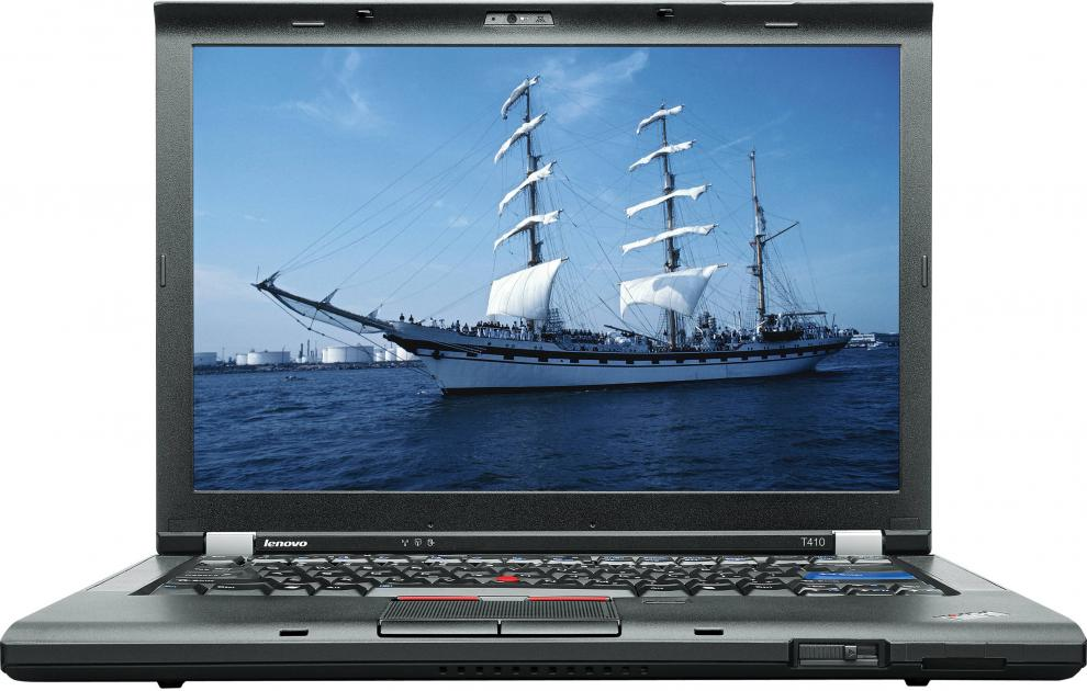 "UPGRADED Lenovo ThinkPad T410 14.1"" 1440x900, i5-560M, 4GB RAM, 160GB HDD, No cam, Win 10"