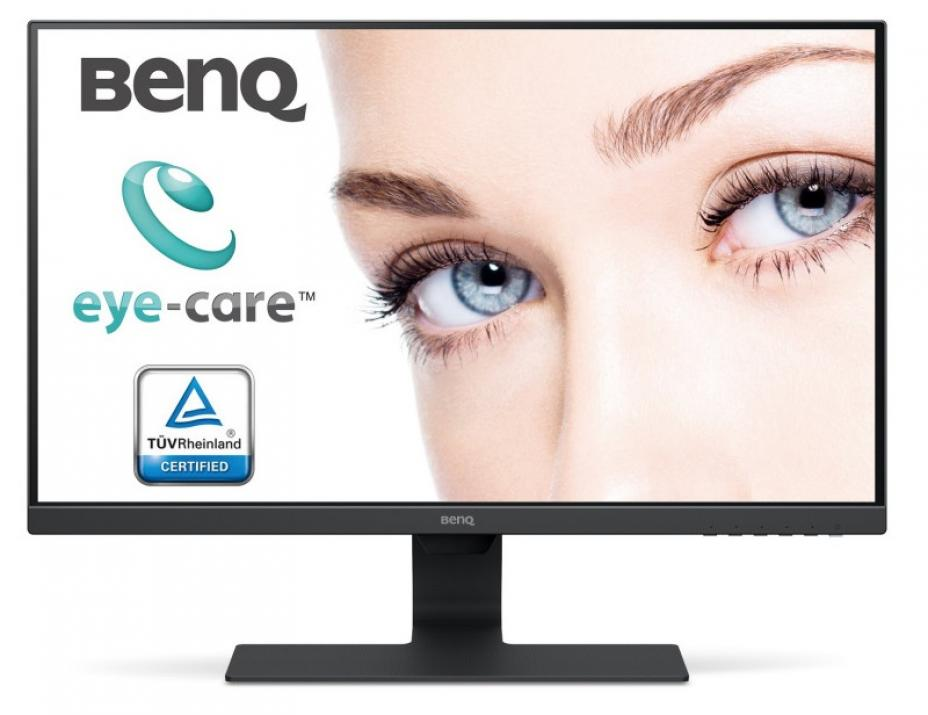"Монитор 27"" BenQ BL2780, IPS FHD (1920 x 1080), Eye Care, Черен (9H.LGXLA.TBE)"