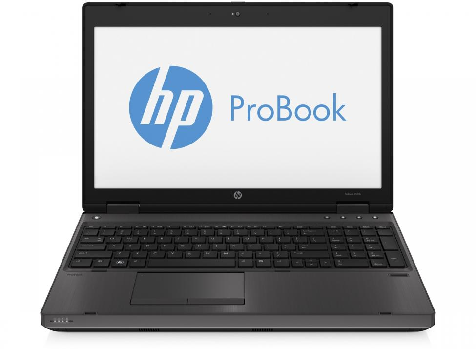 "HP ProBook 6570B, 15.6"" 1366x768, Intel B840, 4GB RAM, 320GB HDD, Win 10 Pro"