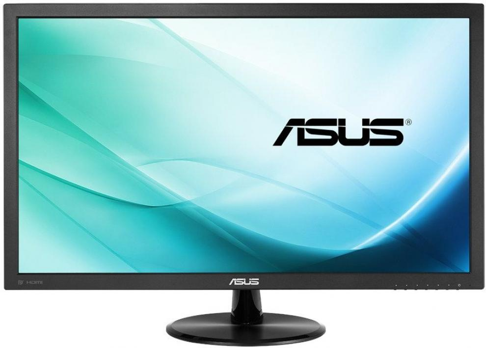 "Монитор Asus VP228DE, 21.5"" WLED TN, FHD(1920x1080), 5 ms, Черен"