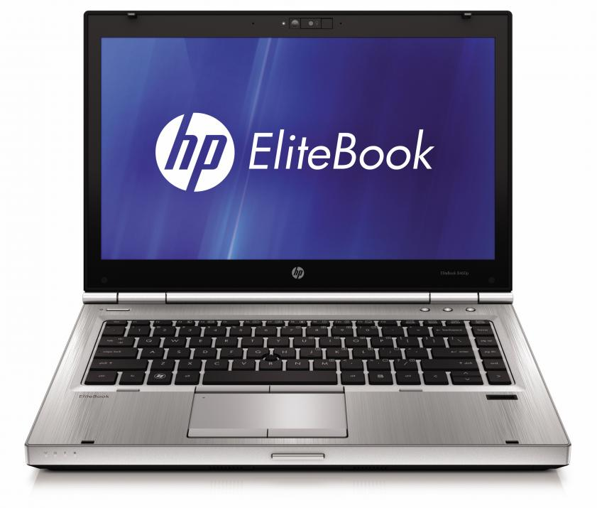"HP EliteBook 8460p, 14.0"" 1366x768, i5-2410M, 8GB RAM, 240GB SSD, Cam, Win 10 Pro"