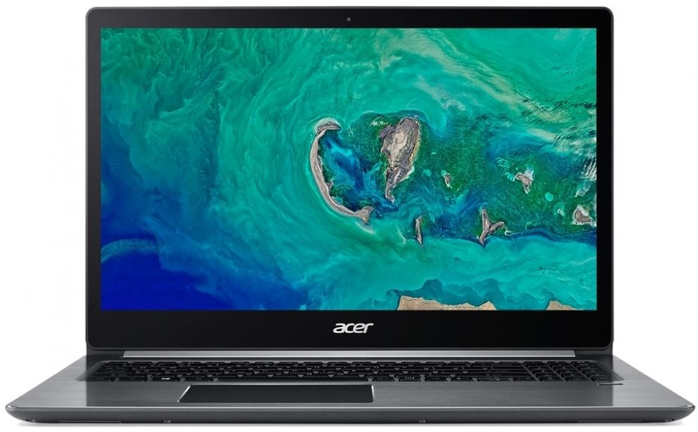 "Acer Aspire Swift 3 Ultrabook SF315-41 (NX.GV7EX.008) 15.6"" FHD IPS, AMD Ryzen 3 2200U, 4GB RAM, 256GB SSD, Radeon Vega Graphics, Win 10, Сребрист"