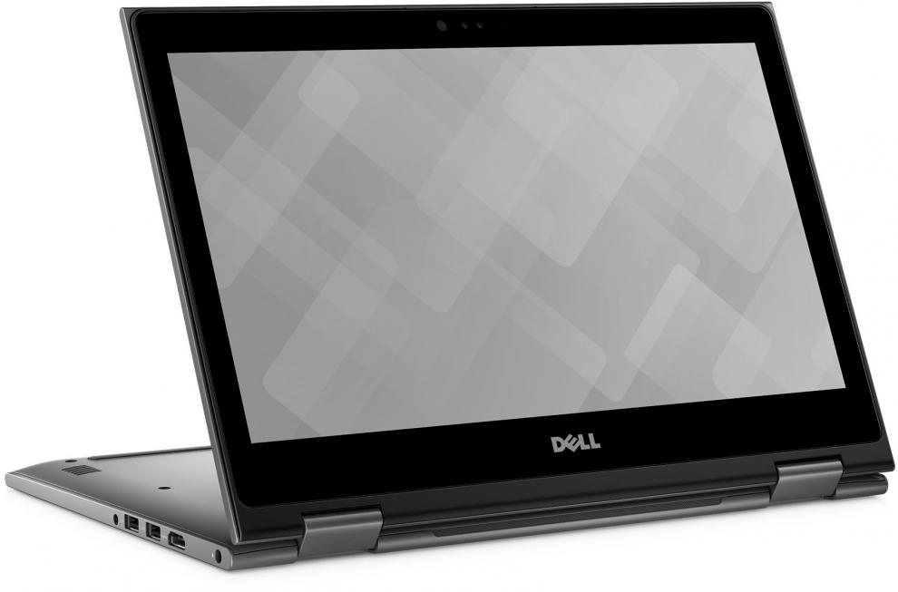 "Dell Inspiron 13 5379 (5397184100066) 13.3"" FHD IPS Touch, i7-8550U, 16GB RAM, 512GB SSD, Win 10, Сив"