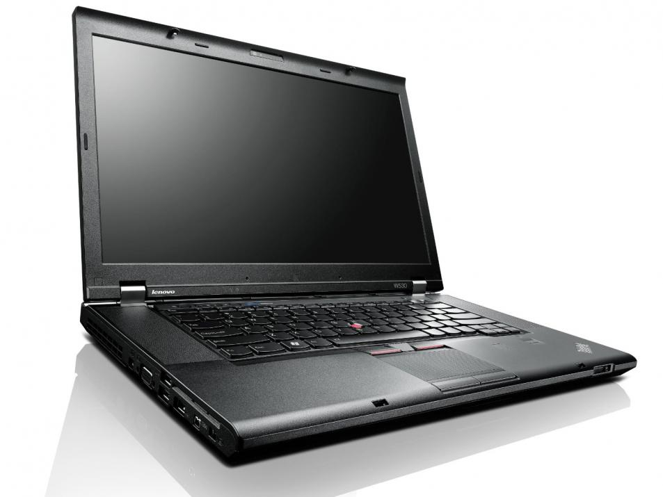 "Workstation Lenovo ThinkPad W530, 15.6"" 1600x900, i7-3740QM, 8GB RAM, 256GB SSD, K1000, Cam"