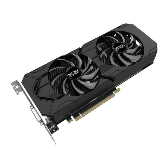 Видео карта Gainward GeForce GTX 1070 8GB GDDR5