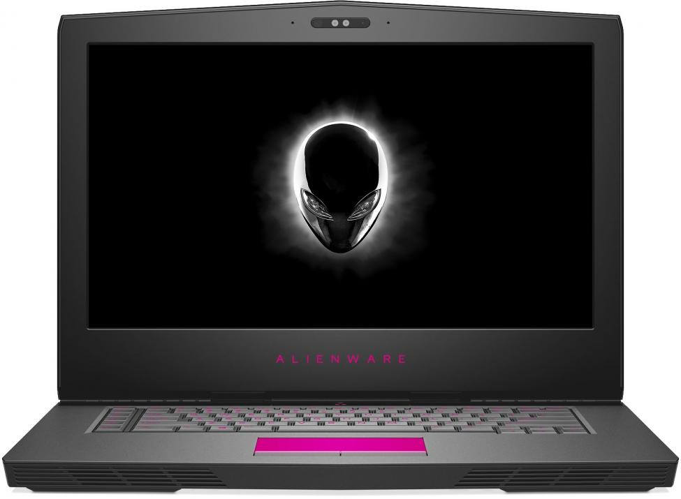 "Dell Alienware 15 R3, 15.6"" FHD G-Sync 120 Hz, i7-7820HK, 16GB RAM, 256GB SSD, 1TB HDD, GTX 1070 8GB, Win 10, Черен"