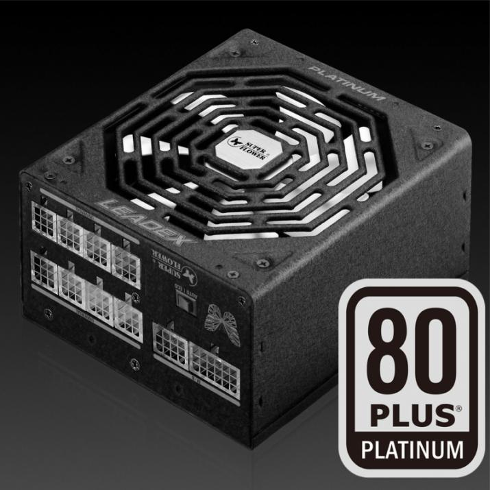 Захранващ блок Super Flower Leadex 650W 80Plus Platinum