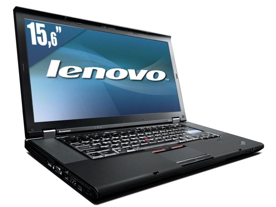 "Lenovo ThinkPad T510, 15.6"" 1600x900, i7-620M, 4GB RAM, 320GB HDD, Win 10"