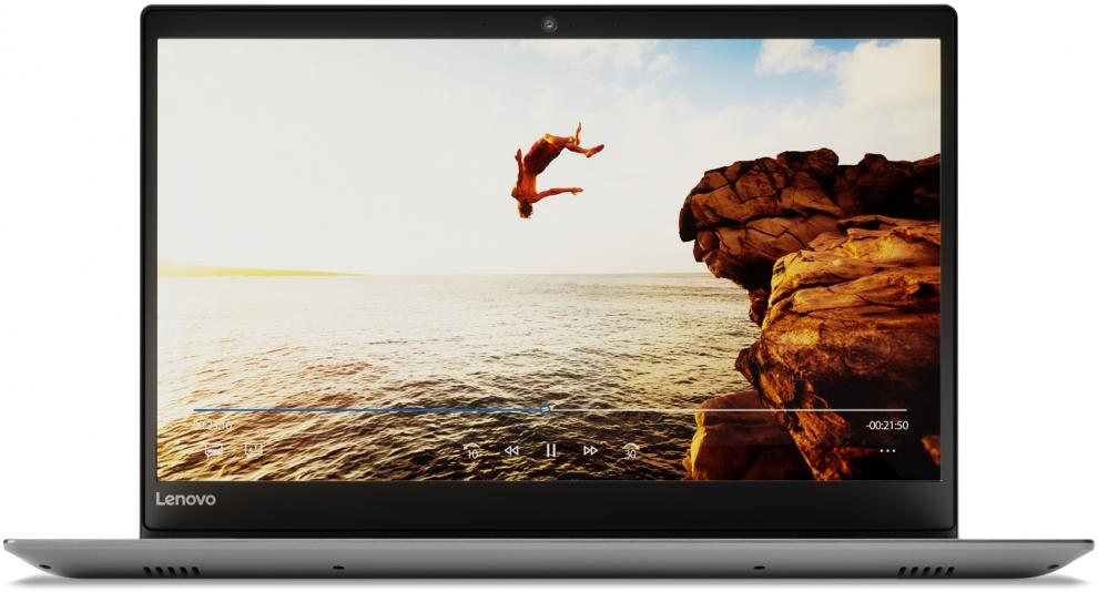 "Lenovo IdeaPad 320S (80Y9000JBM) 15.6"" HD, i3-6006U, 4GB RAM, 1TB HDD, GF 920MX 2GB, Сив"