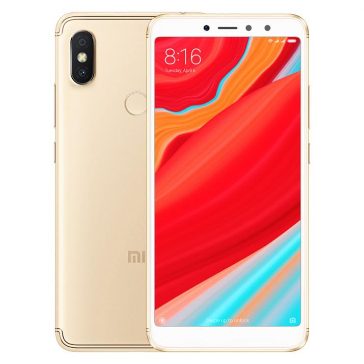 "Xiaomi Redmi S2 5.99"" HD+ (720 x 1440), 32GB, Златист"