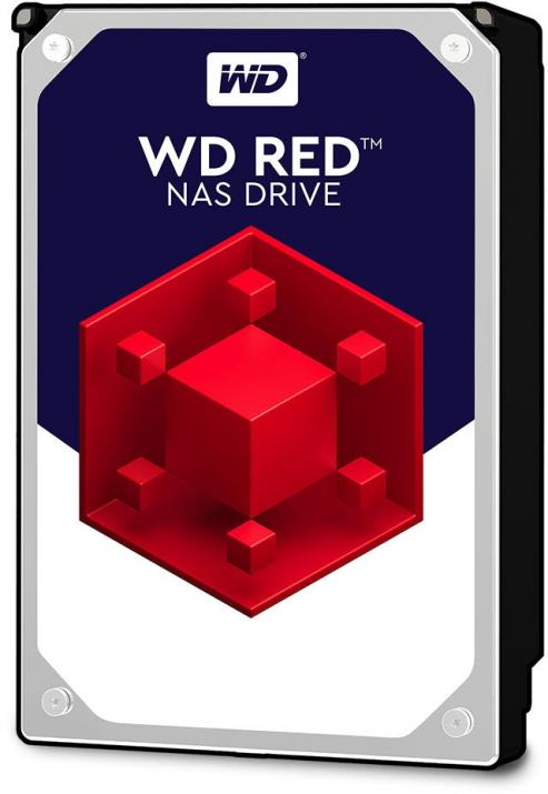 Твърд диск Western Digital 3TB 5400rpm 64MB Red (WD30EFRX)