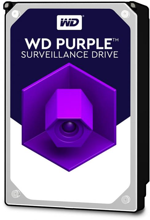 Твърд диск Western Digital Purple 1TB (WD10PURZ)