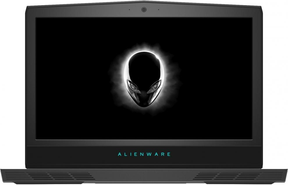 "Лаптоп Dell Alienware 17 R5 (5397184159651) 17.3"" QHD TN+WVA 120Hz G-Sync Tobii-Eye, i7-8750H, 16GB RAM, 256GB SSD, 1TB HDD, GTX 1060, Win 10, Сребрист"