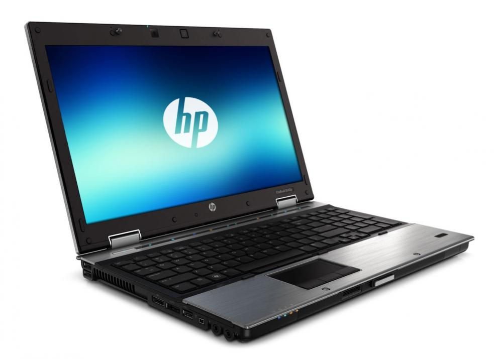 "HP EliteBook 8540p 15.6"" 1600x900, i7-640M, 4GB RAM, 500GB HDD, NVS 5100M, Cam, Win 10"