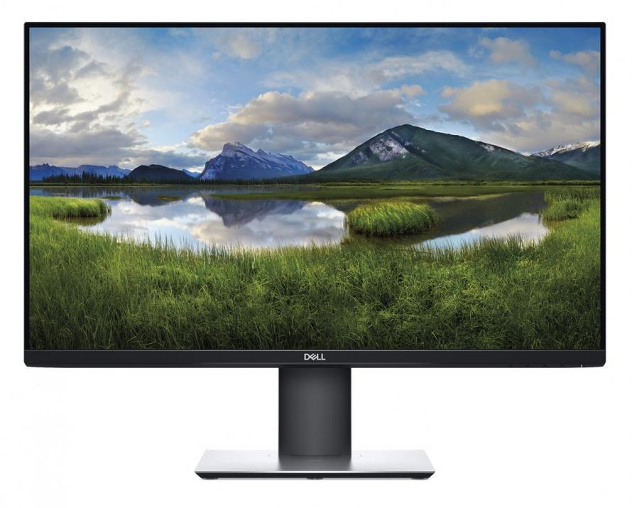 "Dell P2719H, 27"" IPS, FHD (1920x1080), 5 ms, Черен"
