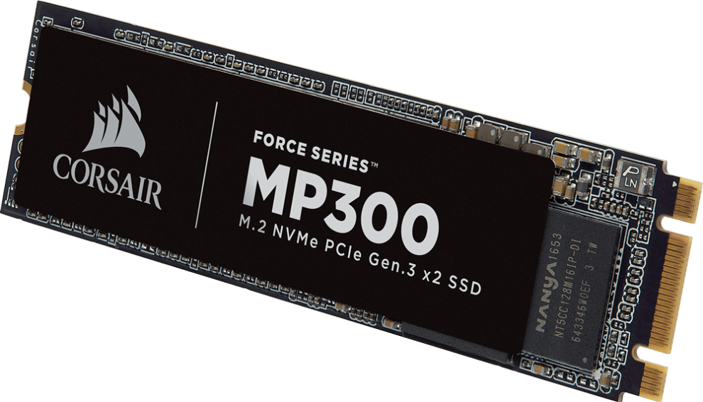 SSD диск Corsair Force MP300 Series NVMe (PCIe Slot)
