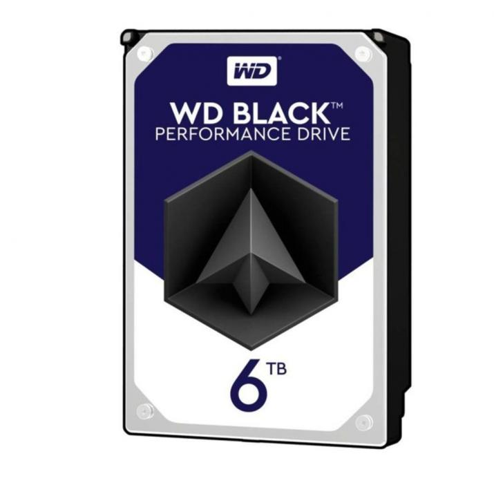 "Твърд Диск WD Black 6TB 3.5"" SATAIII 256MB 7200rpm (5 years warranty)"