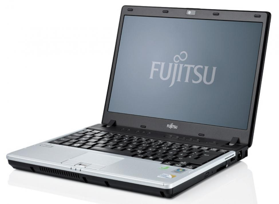 "Fujitsu LifeBook P8110, 12.1"" 1280x800, Intel SU9600, 4GB RAM, 500GB HDD, Cam, Win 10"
