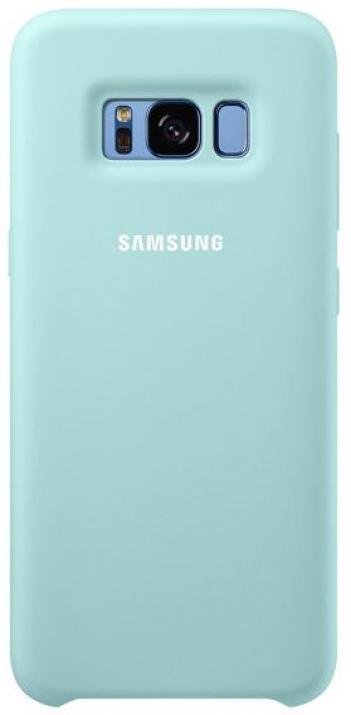 Гръб за Samsung Galaxy S8 Dream (EF-PG950TLEGWW), Silicon Cover, Син