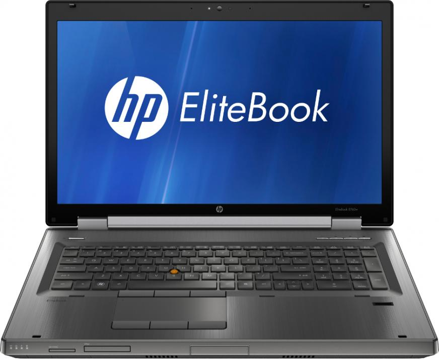 "HP EliteBook 8560w, 15.6"" 1600x900, i7-2820QM, 8GB RAM, 500GB HDD, Quadro 1000M, Cam"