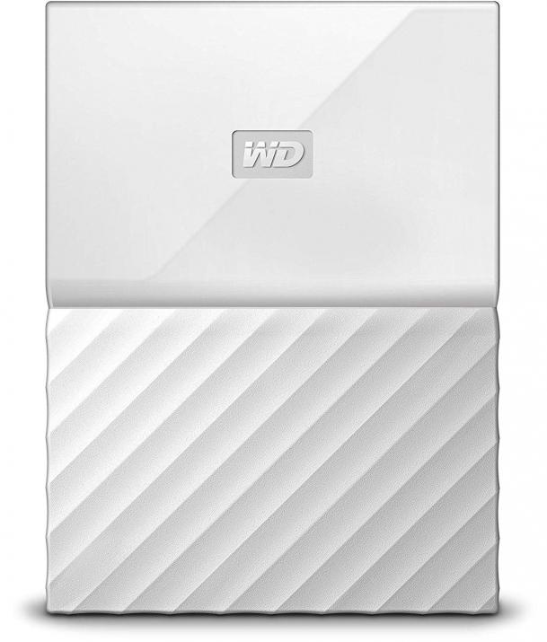 Външен диск Western Digital MyPassport 2TB USB 3.0 (WDBS4B0020BWT)