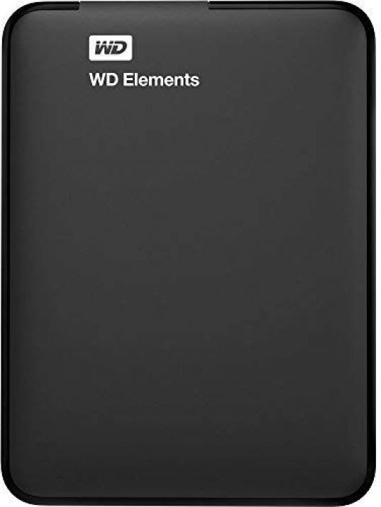 Външен диск Western Digital 2TB Elements (WDBU6Y0020BBK)