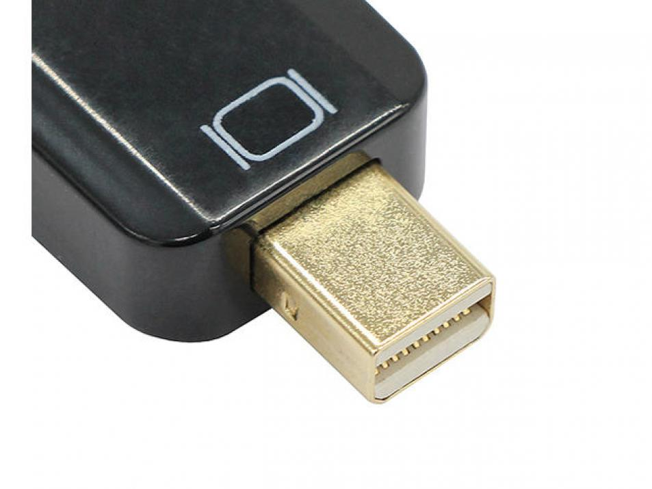 VCom Адаптер Mini DP M/HDMI F - CA334