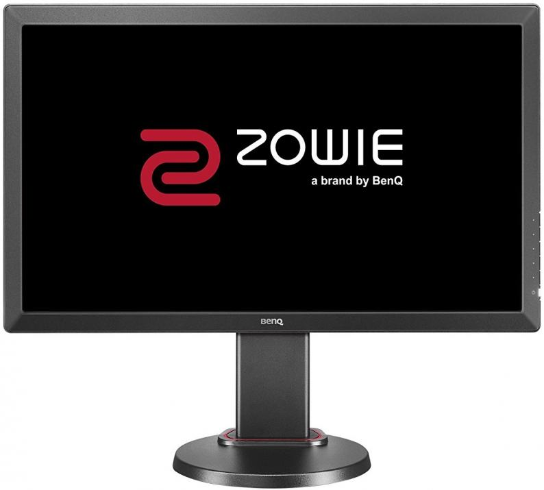 "Full HD Геймърски монитор Benq Zowie RL2460S Gaming, 24"" TN LED, 1920x1080, 1ms (9H.LHJLB.QBE)"