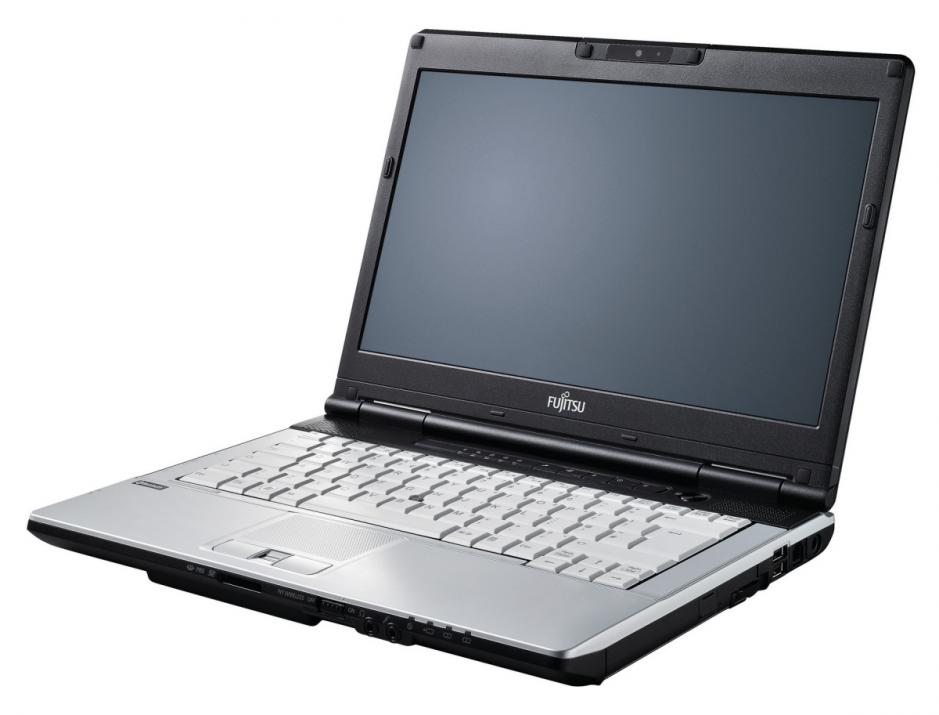 "UPGRADED Двуядрен Fujitsu Lifebook S751 14"" i5-2520M 2.5Ghz /8GB /320GB HDD, No Cam"