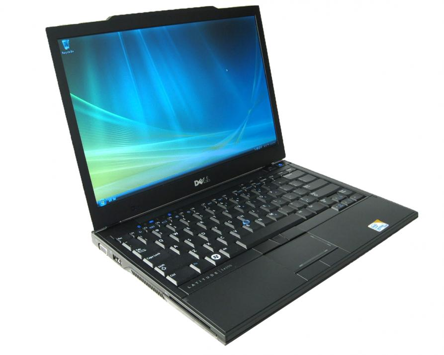 "Dell Latitude E4300, 13.3"" 1280x800, P9400, 4GB RAM, 160GB HDD, No cam"