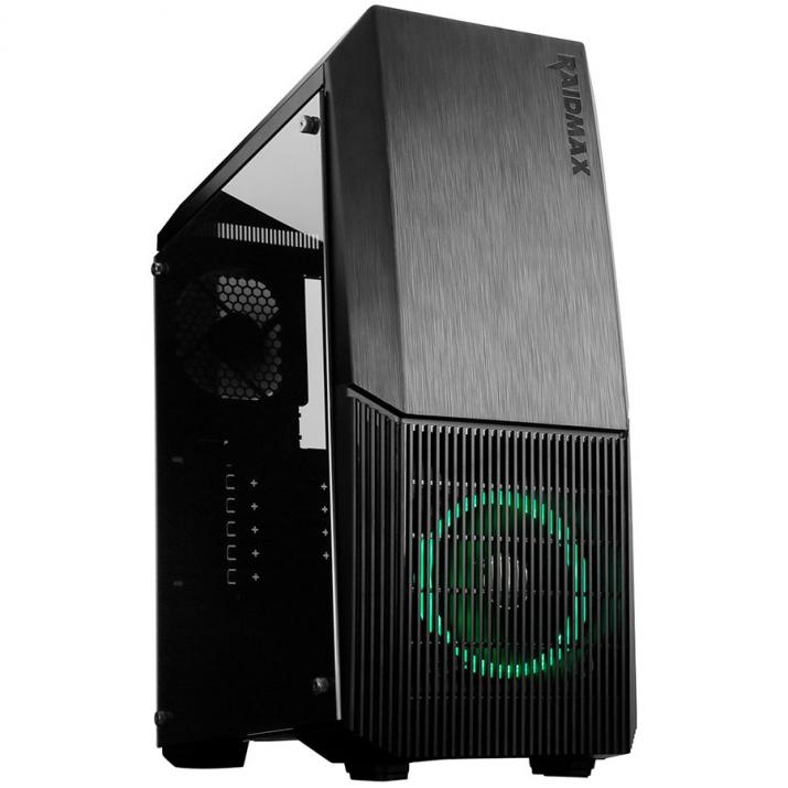 Компютър Submachine (Ryzen 5 2600, 8GB, 1TB, GTX 1070 TI 8GB GDDR5)
