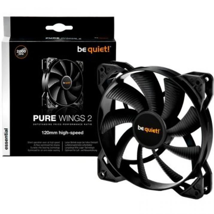 be quiet! Pure Wings 2 120mm BL080 1