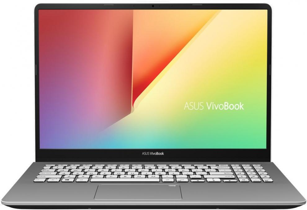 "UPGRADED ASUS VivoBook S15 S530FN-BQ074 | 90NB0K45-M06940, 15.6"" FHD, i5-8265U, 8GB , 512 GB SSD, nVidia MX150, Черен, Win10 Pro"