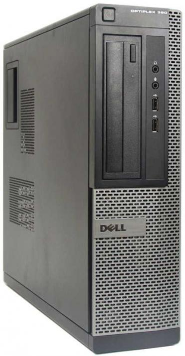 Dell Optiplex 390 DT (i3-2120, 8GB, 500GB, 240GB SSD, GT 1030)