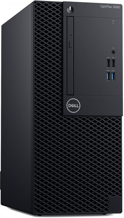 Dell OptiPlex 3060 MT | N052O3060MT_UBU, i3-8100, 4GB, 1TB HDD