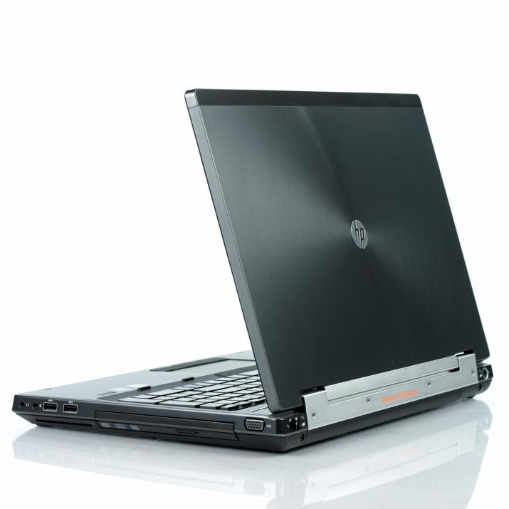 "Workstation HP EliteBook 8570w, 15.6"" FHD, i7-3720QM, 8GB RAM, 128GB SSD, Quadro K1000M, Win 10 Pro"